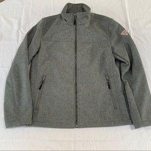 Guess Gray Shell Jacket
